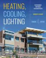 9781118582428-111858242X-Heating, Cooling, Lighting: Sustainable Design Methods for Architects