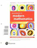 EXCURSIONS IN MODERN MATH LA CARTE (LOOSE-LEAF) 9