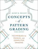 9781628922301-1628922303-Concepts of Pattern Grading: Techniques for Manual and Computer Grading