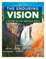 9781337113762-133711376X-The Enduring Vision, Volume I: To 1877
