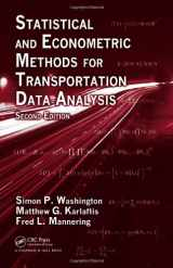 9781420082852-142008285X-Statistical and Econometric Methods for Transportation Data Analysis (Chapman & Hall/CRC Interdisciplinary Statistics)