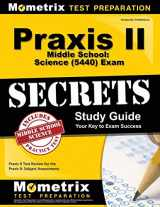 9781610726924-1610726928-Praxis II Middle School: Science (5440) Exam Secrets Study Guide: Praxis II Test Review for the Praxis II: Subject Assessments (Secrets (Mometrix))