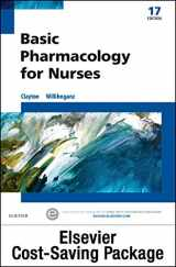 9780323396127-0323396127-Basic Pharmacology for Nurses - Text & Study Guide Package, 17e