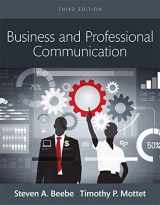 9780133973488-0133973484-Business and Professional Communication,  Books a la Carte (3rd Edition)