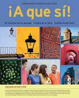 9781285849256-1285849256-A que si!, Enhanced (with iLrn Advance Printed Access Card) (World Languages)