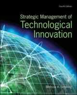 9780078029233-0078029236-Strategic Management of Technological Innovation