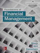 9781259687969-1259687961-Foundations of Financial Management with Connect
