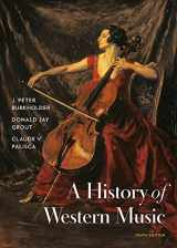 9780393668179-0393668177-A History of Western Music (Tenth Edition)