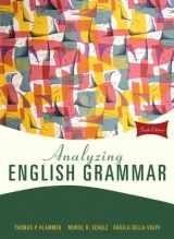 9780205685943-0205685943-Analyzing English Grammar (6th Edition)
