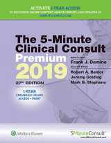 The 5-Minute Clinical Consult Premium 2019
