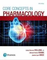 9780134514161-0134514165-Core Concepts in Pharmacology (5th Edition)