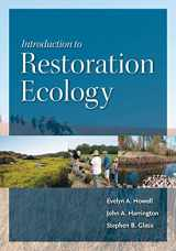 9781597261890-1597261890-Introduction to Restoration Ecology (The Science and Practice of Ecological Restoration Series)