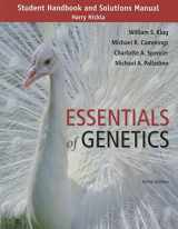 9780134189987-0134189981-Study Guide and Solutions Manual for Essentials of Genetics