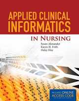 9781284049961-1284049965-Applied Clinical Informatics for Nurses