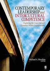 9781412954532-1412954533-Contemporary Leadership and Intercultural Competence: Exploring the Cross-Cultural Dynamics Within Organizations (NULL)