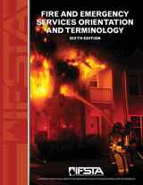 9780879395926-0879395923-Fire and Emergency Services Orientation and Terminology, 6th Edition
