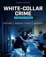 9781138288898-1138288896-White-Collar Crime (Criminology and Justice Studies)
