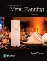 9780134484471-0134484479-Foundations of Menu Planning (2nd Edition) (What's New in Culinary & Hospitality)