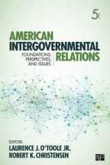 9781452226293-1452226296-American Intergovernmental Relations: Foundations, Perspectives, and Issues