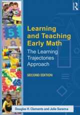 9780415828505-0415828503-Learning and Teaching Early Math: The Learning Trajectories Approach (Studies in Mathematical Thinking and Learning Series)