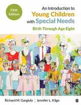 9781544322063-1544322062-An Introduction to Young Children With Special Needs: Birth Through Age Eight