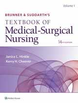 9781496355157-1496355156-Brunner & Suddarth's Textbook of Medical-Surgical Nursing