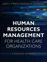 9780470873557-0470873558-Human Resources Management for Health Care Organizations: A Strategic Approach