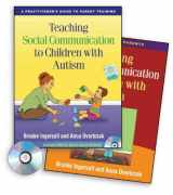 9781606234426-1606234420-Teaching Social Communication to Children with Autism: A Practitioner's Guide to Parent Training / A Manual for Parents (2 Volume Set)