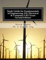 9781985699717-1985699710-Study Guide for Fundamentals of Engineering (FE) Electrical & Computer CBT Exam: Practice over 500 solved problems with detailed solutions including Alternative-Item Types