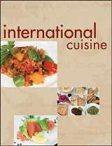 9780470410769-0470410760-International Cuisine, (Unbranded)