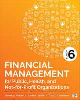 9781506396811-150639681X-Financial Management for Public, Health, and Not-for-Profit Organizations