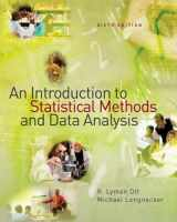 An Introduction to Statistical Methods and Data Analysis (Available 2010 Titles Enhanced Web Assign)