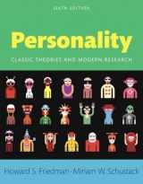 9780205997930-0205997937-Perspectives on Personality: Classic Theories and Modern Research -- Books a la Carte (6th Edition)