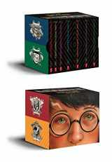 9781338218398-1338218395-Harry Potter Books 1-7 Special Edition Boxed Set