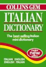9780004707464-000470746X-Collins Gem Italian Dictionary: Italian-English English-Italian