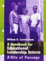 9780205464234-0205464238-Handbook for Educational Leadership Interns: A Rite of Passage