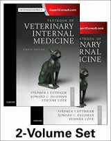 Textbook of Veterinary Internal Medicine Expert Consult, 8e