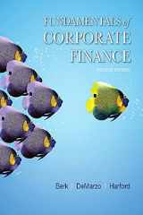 Fundamentals of Corporate Finance Plus MyFinanceLab with Pearson eText -- Access Card Package (4th Edition)