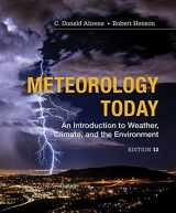 9781337616669-1337616664-Meteorology Today: An Introduction to Weather, Climate and the Environment