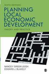 9781506363998-1506363997-Planning Local Economic Development: Theory and Practice