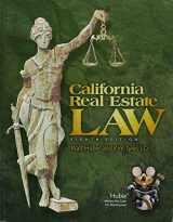 9781626840003-1626840008-California Real Estate Law