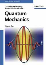 9780471164333-047116433X-Quantum Mechanics, Vol. 1