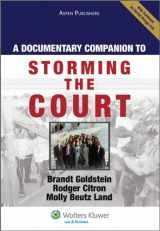 9780735563179-0735563179-Documentary Companion To Storming the Court (Aspen Coursebook)