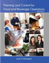 9780133418972-0133418979-Planning and Control for Food and Beverage Operations with Answer Sheet (AHLEI) (8th Edition) (AHLEI - Food and Beverage)