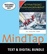 Bundle: Strategic Management: Theory & Cases: An Integrated Approach, Loose-Leaf Version, 12th + LMS Integrated for MindTap Management, 1 term (6 months) Printed Access Card