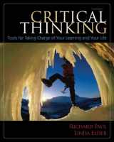 9780132180917-013218091X-Critical Thinking: Tools for Taking Charge of Your Learning and Your Life (3rd Edition)