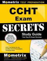 9781609710033-1609710037-CCHT Exam Secrets Study Guide: CCHT Test Review for the Certified Clinical Hemodialysis Technician Exam