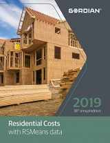 9781946872661-1946872660-Residential Costs With RSMeans Data 2019