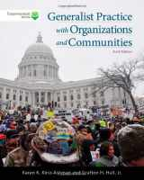 Brooks/Cole Empowerment Series: Generalist Practice with Organizations and Communities (Book Only)