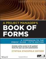 9781118430781-1118430786-A Project Manager's Book of Forms: A Companion to the PMBOK Guide